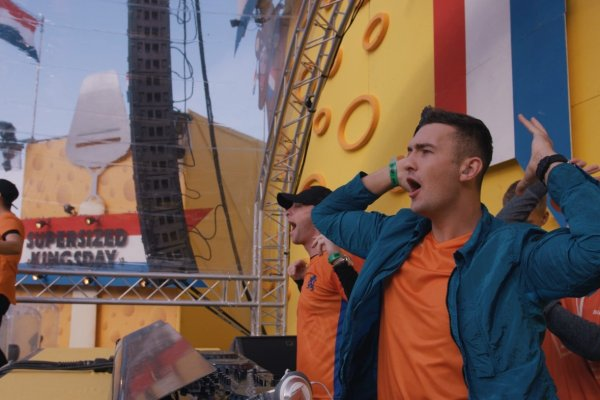 Rebelion – Kingsday 2018